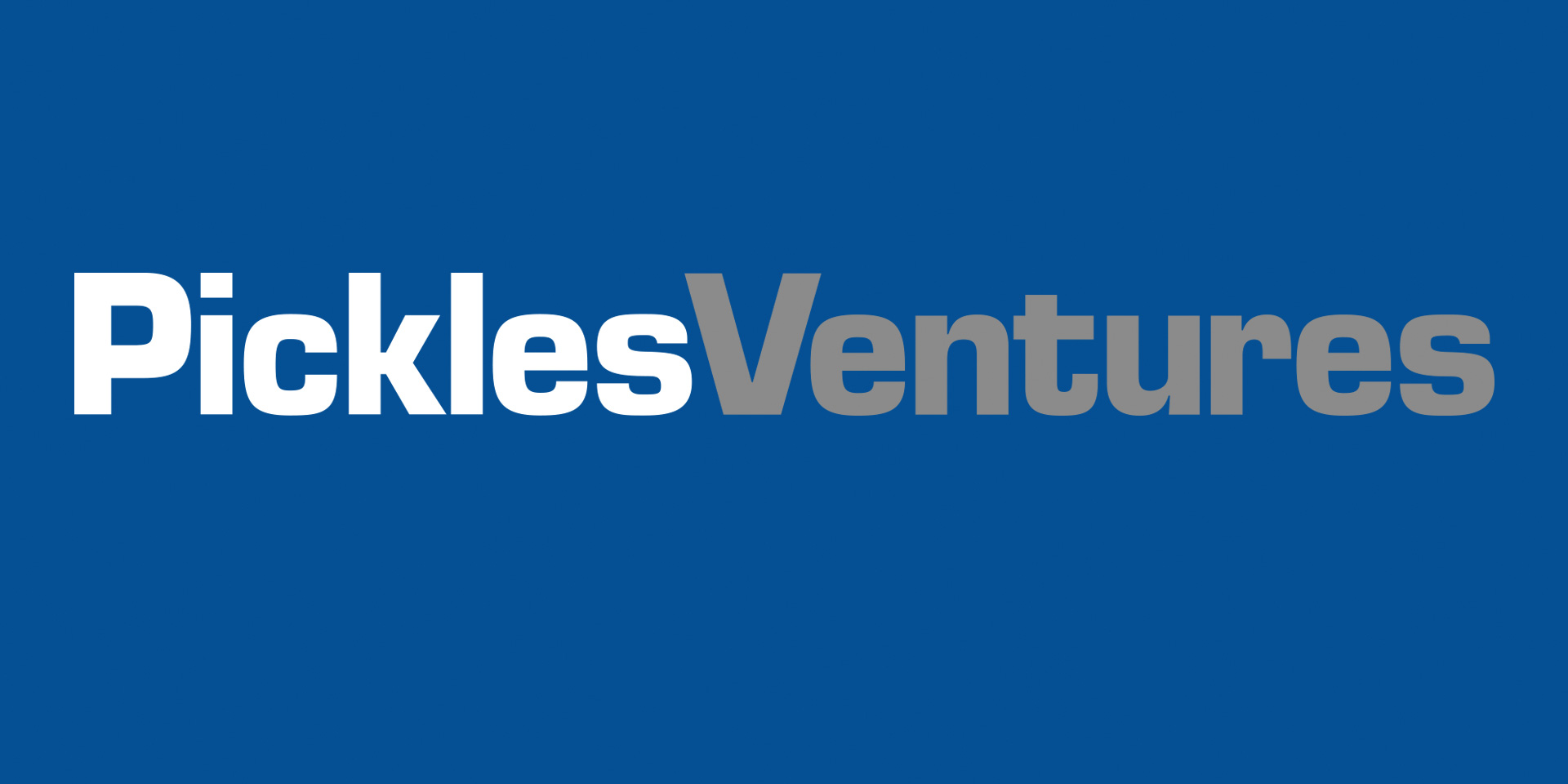 A Commitment To Innovation: Pickles Ventures