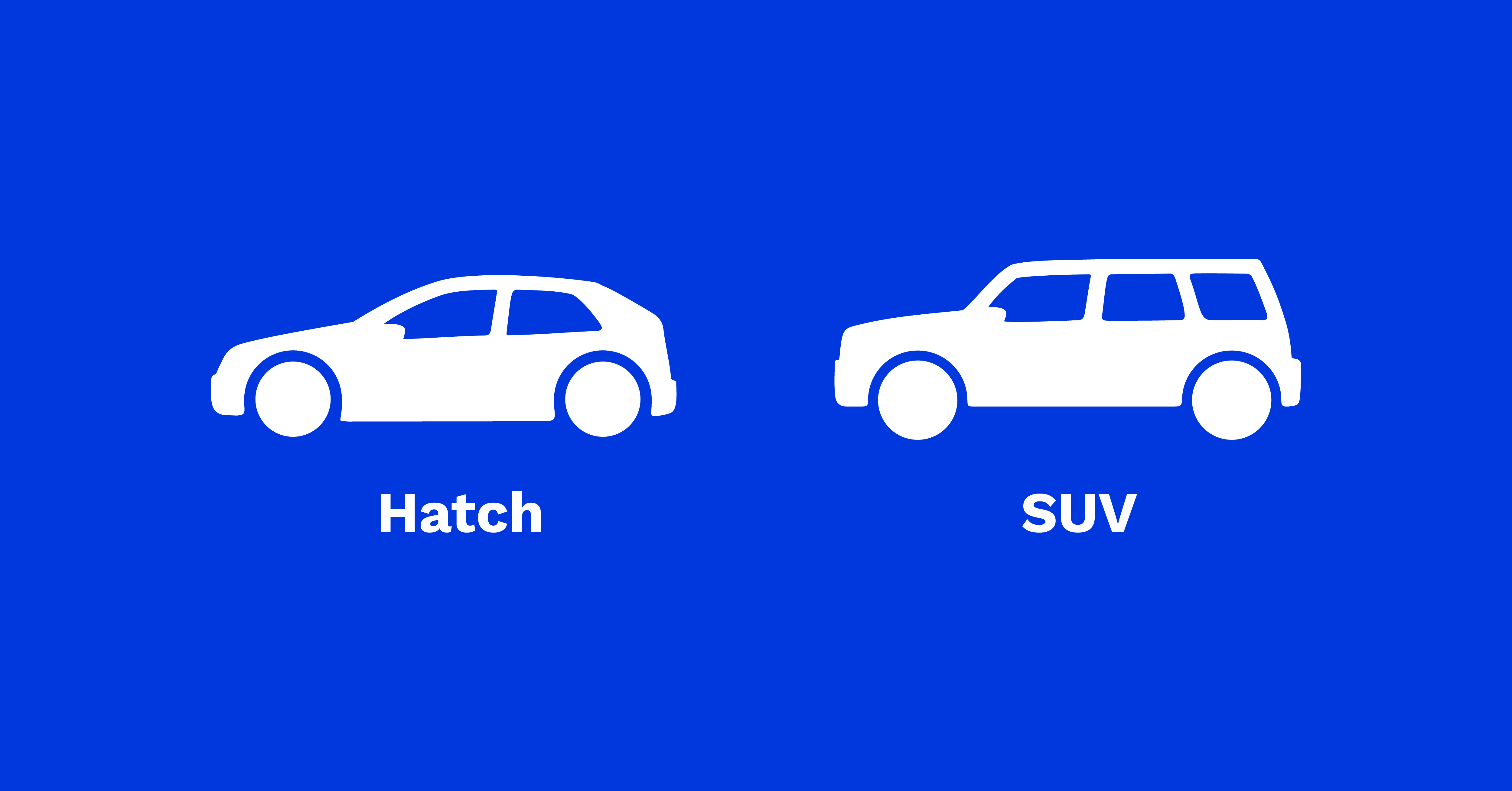 What's better: a SUV or hatchback?