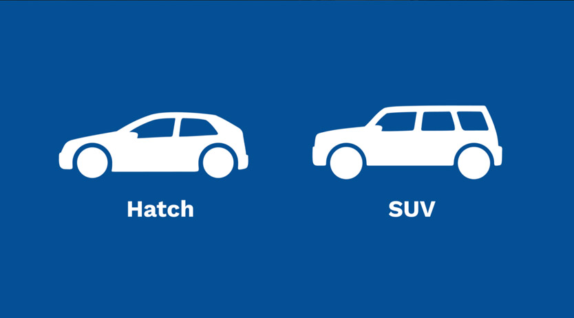 Hatchback vs SUV: which is right for you?