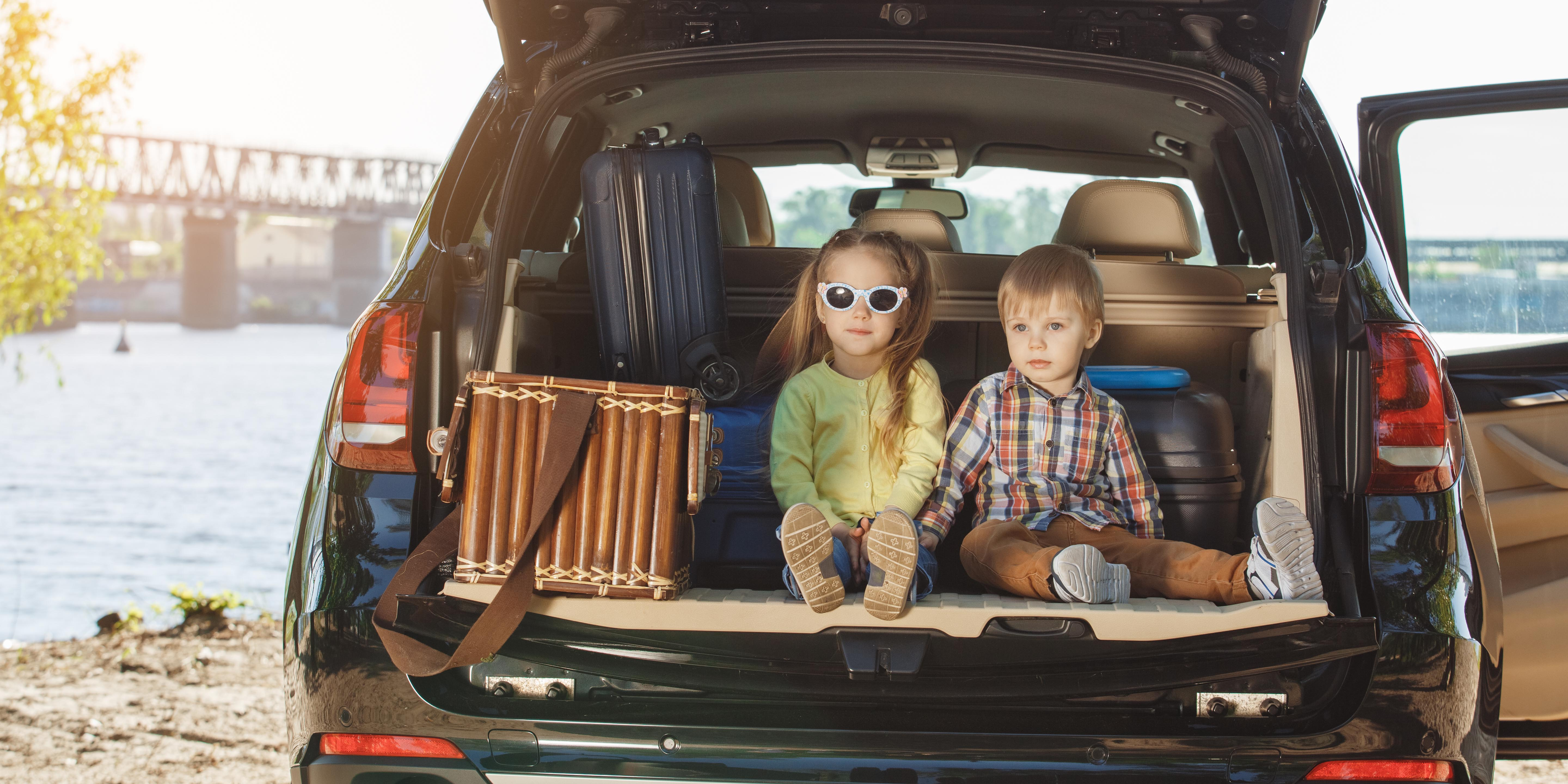 Essentials to Pack when Road Tripping with Kids