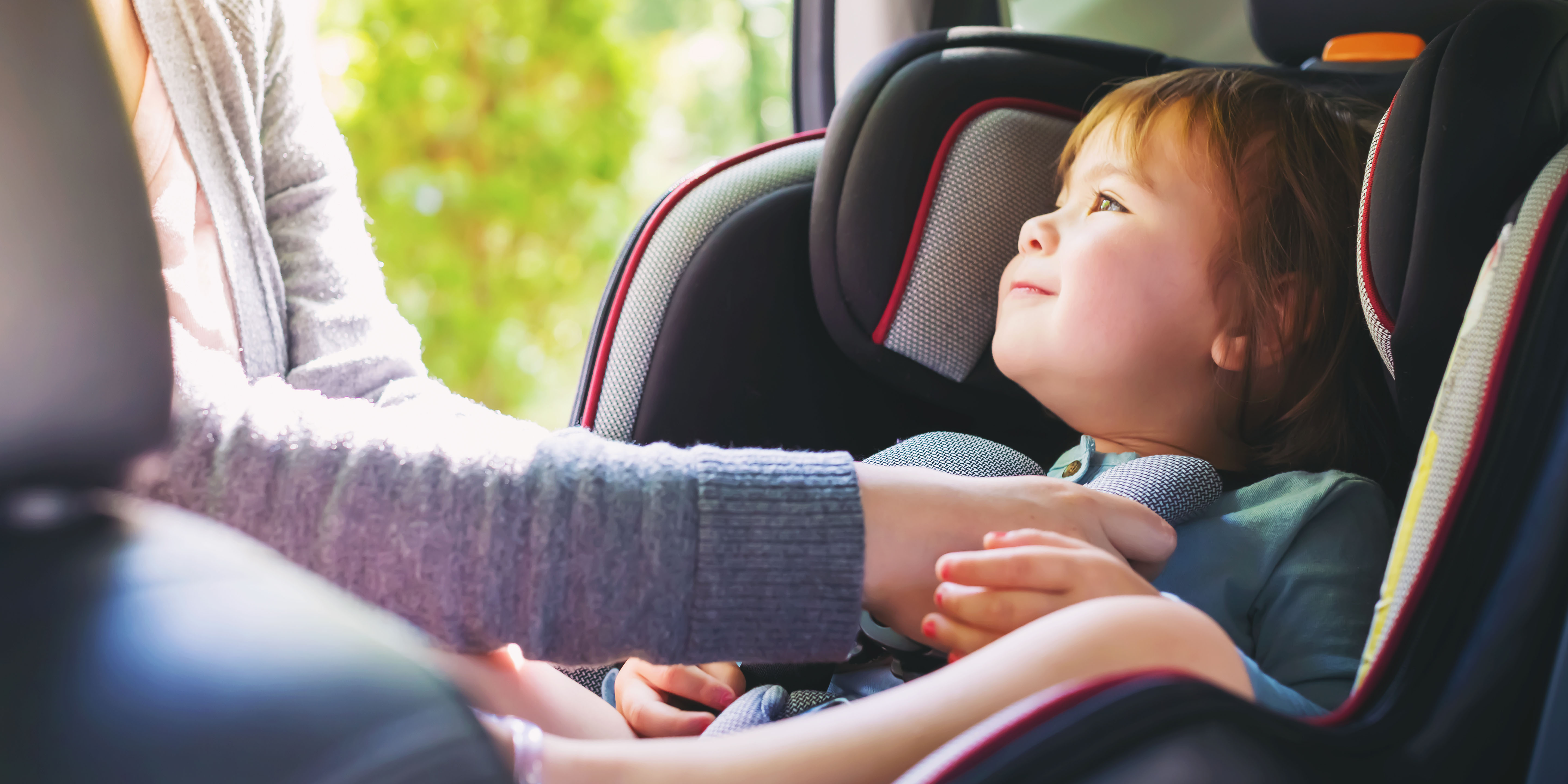 Cars and child seats: What you need to know